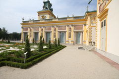 Polen Warshau royalty-vrije stock foto's