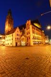 Polen, Wroclaw, Oude Markt Stock Afbeeldingen