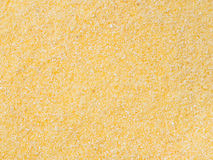 Polenta or corn meal Royalty Free Stock Photos
