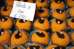 polenta d'osei de La d'e Image stock