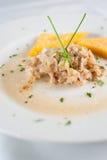 polenta du baccala e Images stock