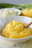 Polenta Royalty Free Stock Image