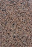 Polerad övre sikt för rosa granittexturslut Bakgrund arkivfoto