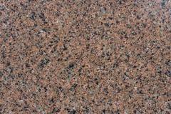 Polerad övre sikt för rosa granittexturslut Bakgrund arkivfoton
