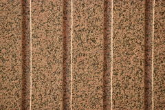 Polerad granityttersida Arkivfoton