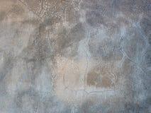 Polerad målarfärg för textur för betongvägg unik och realistisk upprepande non för betongväggvindvägg för design, Arkivfoton