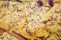 Polerad marmorsten Arkivbilder