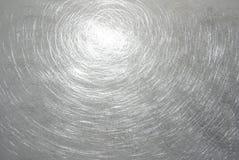 Polerad metall Fotografering för Bildbyråer