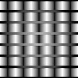 Polerad metall Royaltyfri Bild