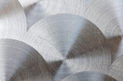 polerad textur för metall Arkivbild