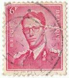 polerujący znaczek pocztowy Zdjęcie Stock
