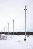 Poles. Stock Photo