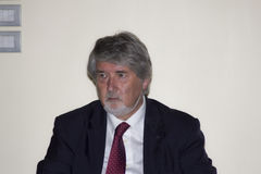 Poletti de Giuliano do retrato Imagem de Stock