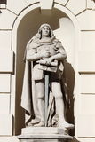 Polheim statue in Vienna Royalty Free Stock Photo