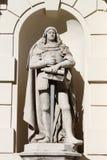 Polheim statue in Vienna Royalty Free Stock Photo
