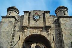 policÃa Nacional Revolucionaria, egzekwowanie prawa w Kuba havarti zdjęcie royalty free