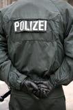 Policía Imagen de archivo