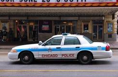 Policía de Chicago foto de archivo
