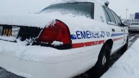 Policía de la emergencia imágenes de archivo libres de regalías