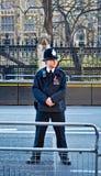 Policía de Londres Fotografía de archivo libre de regalías