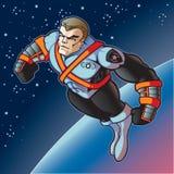 Policía del espacio Imagen de archivo libre de regalías