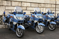 Policía italiana Fotografía de archivo libre de regalías