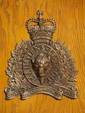 Policía montada canadiense real Foto de archivo