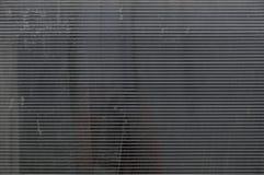 Policarbonato cellulare trasparente bianco sudato nella serra Macro Fine in su Struttura, serie del fondo fotografia stock libera da diritti