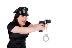 Police Royalty Free Stock Photo