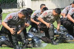 police Photographie stock