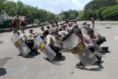 police Photographie stock libre de droits