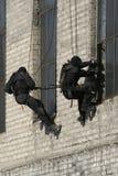 Police anti-terroriste de subdivision image stock