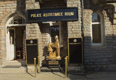 Police Assistance Room Shimla Royalty Free Stock Images