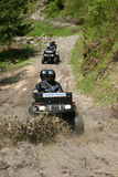 Police ATV Stock Photography