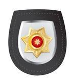 Police Badge Stock Photos