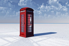 Police Box Royalty Free Stock Image