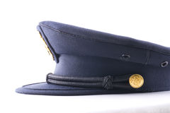 Police cap Stock Photo