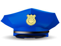 Police cap Stock Photos