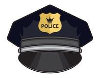 Police cap Royalty Free Stock Photo
