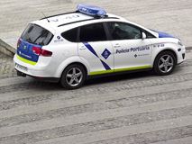 Police Car Royalty Free Stock Photography