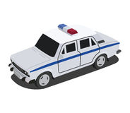 Police car Royalty Free Stock Photos
