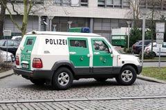 Police Car Stock Photography