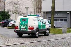 Police car Royalty Free Stock Photo