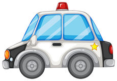 Police car Stock Image