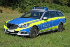 Police Car Stock Photos