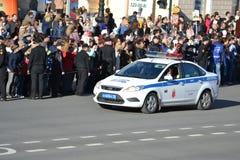 Police car. Stock Photography
