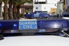 Police Cars royalty free stock photos