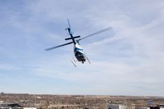 Free Police Chopper 2 Stock Images - 564554