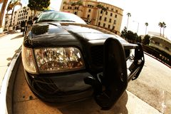 Police Cruiser Royalty Free Stock Photography