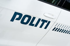 POLICE DANOISE images stock